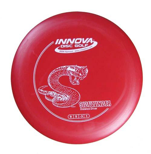 Innova Disc Golf Dx Lite Sidewinder