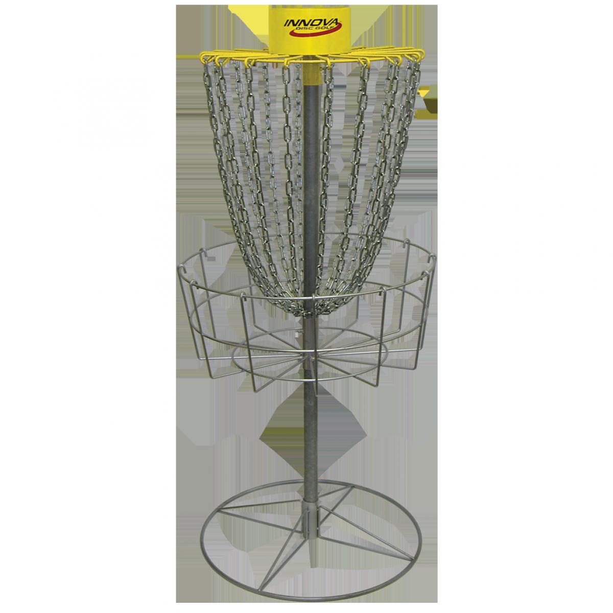 Disc Golf Course Equipment ~ Innova discatcher sport disc golf basket