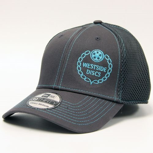 Westside Discs Disc Golf Hat New Era Stretchfit. Booom Script Logo Snapback Disc  Golf Hat. Innova Logo Mesh Baseball Cap Dg Accessories 04c424d104b9