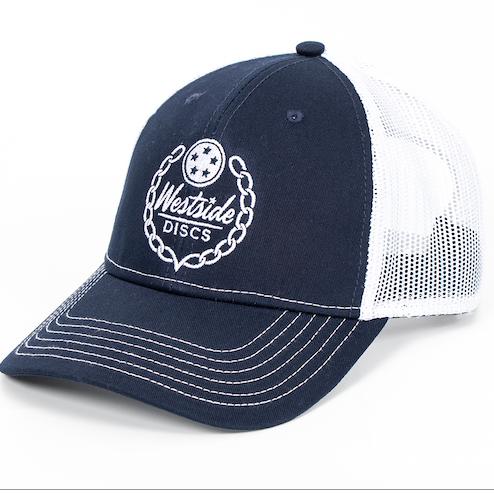 738ab8d7e Westside Disc Golf Logo Adjustable Hat